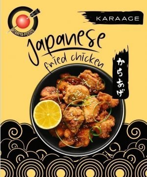 Atariya Foods Karaage Japanese Fired Chicken