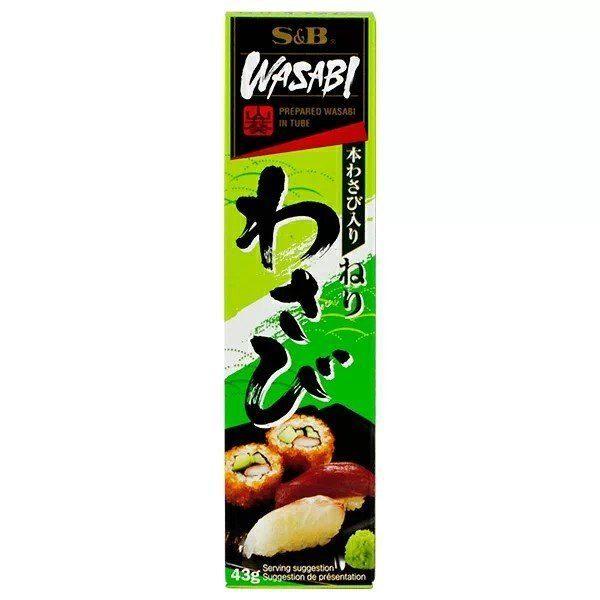 Prepared Wasabi in Tube 43g