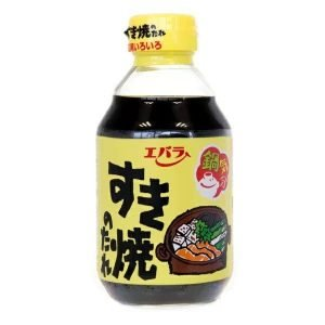 Ebara Sukiyaki Sauce, 300 ml