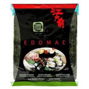 YAMAMOTOYAMA Edomae Nori Roasted Seaweed 25g(10sheets)
