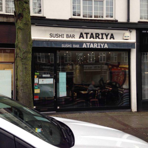 Atariya Sushi in London