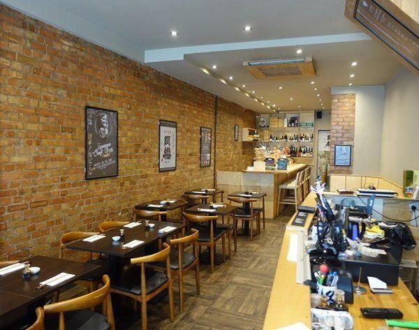 Café Japan in London
