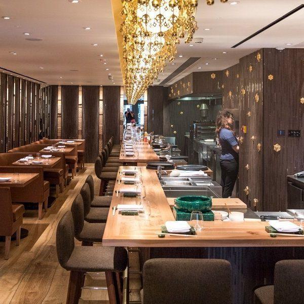 Tokimeite Restaurant & Bar in London