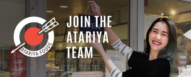 Join the Atariya Team