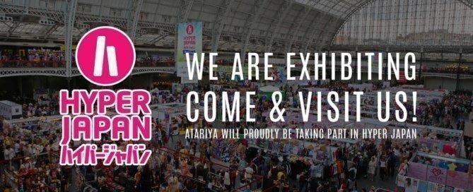 Hyper Japan Exhibition Visit Us